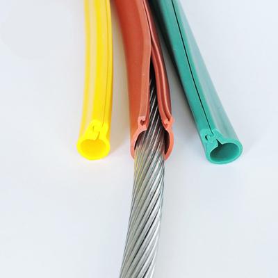 LGJ型钢芯铝绞线绝缘护套